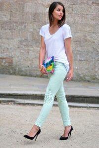 Como Combinar Un Pantalon Verde Lyrandra Shop