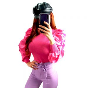pirate rosa + pantalon