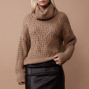 jersey lana mujer